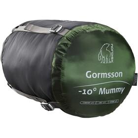 Nordisk Gormsson -10° Mummy Saco de Dormir M, negro/verde